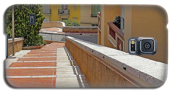 Stairway In Monaco French Riviera Galaxy S5 Case
