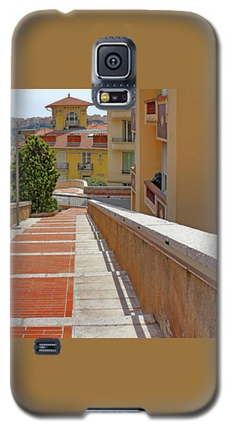 Stairway In Monaco French Riviera Galaxy S5 Case