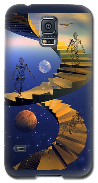 Stairway To Imagination Galaxy S5 Case