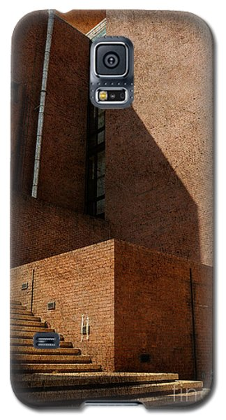 Galaxy S5 Case featuring the photograph Stairway To Nowhere by Lois Bryan