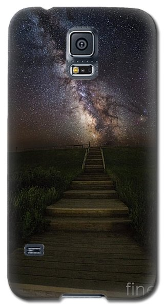 Stairway To The Galaxy Galaxy S5 Case