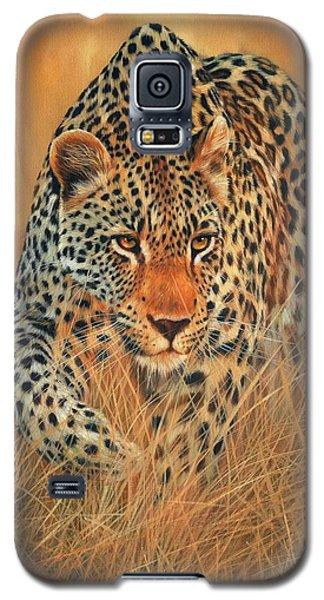 Stalking Leopard Galaxy S5 Case