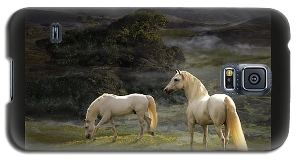 Stallions Of The Gods Galaxy S5 Case