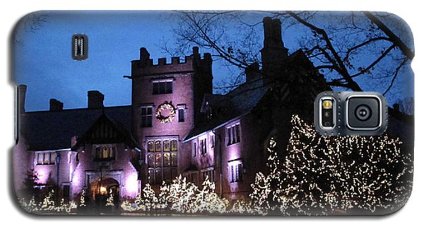 Stan Hywet Hall And Gardens Christmas  Galaxy S5 Case