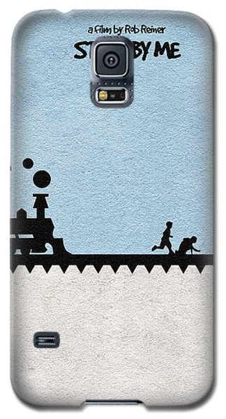 Train Galaxy S5 Case - Stand By Me by Inspirowl Design