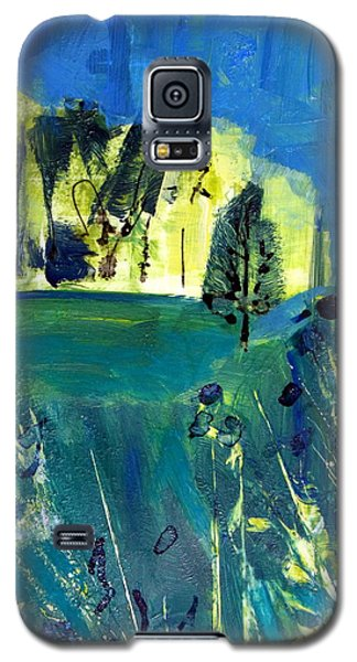 Stand Of Trees In Distance Galaxy S5 Case