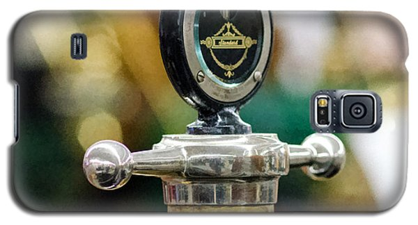 Standard Hood Ornament/radiator Cap Galaxy S5 Case by JRP Photography