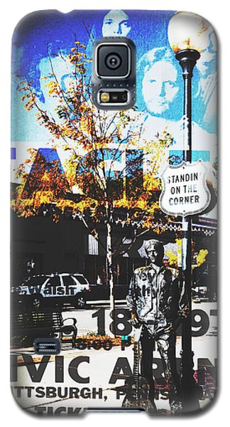 Standin On The Corner Galaxy S5 Case