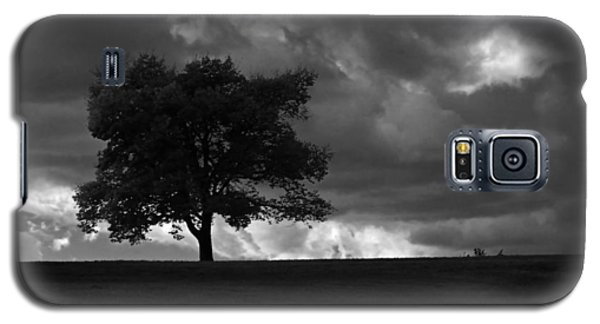 Standing Alone Galaxy S5 Case by Lena Wilhite