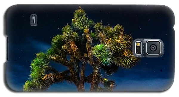 Galaxy S5 Case featuring the photograph Standing by Angela J Wright