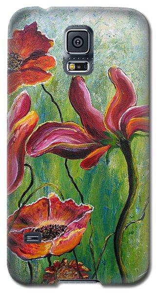 Standing High Galaxy S5 Case by Jolanta Anna Karolska
