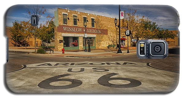 Standing On The Corner In Winslow Arizona Dsc08854 Galaxy S5 Case
