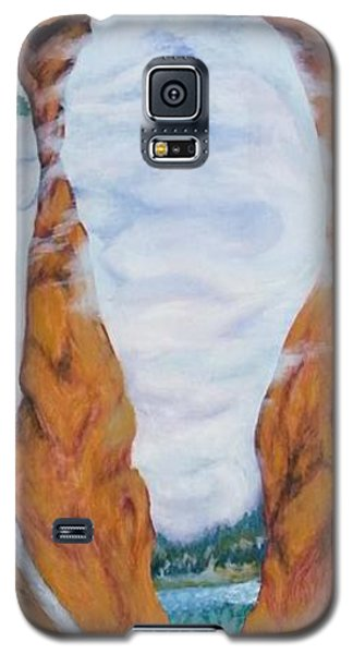 Standing Rock Dragon Galaxy S5 Case