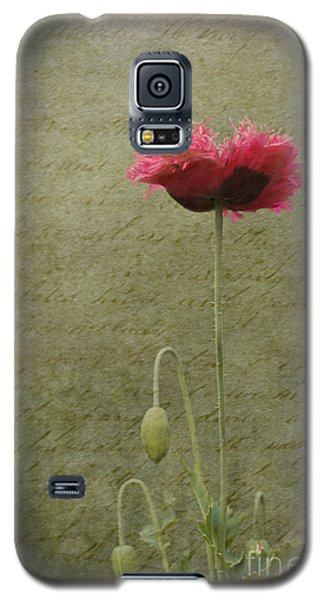 Standing Tall Galaxy S5 Case by Liz  Alderdice
