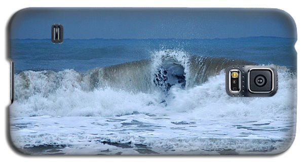 Dancing Of The Waves Galaxy S5 Case