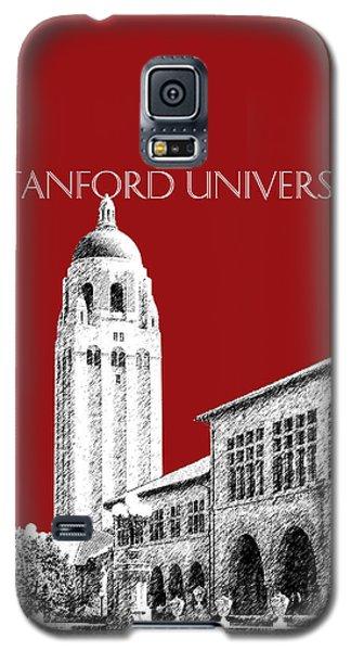 Stanford University - Dark Red Galaxy S5 Case