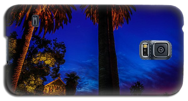 Stanford University Memorial Church At Sunset Galaxy S5 Case by Scott McGuire
