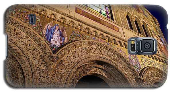Stanford University Memorial Church Faith Galaxy S5 Case by Scott McGuire
