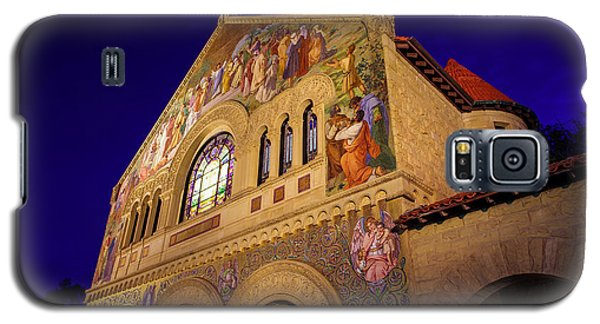 Stanford University Memorial Church Galaxy S5 Case by Scott McGuire