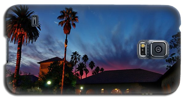 Stanford University Quad Sunset Galaxy S5 Case by Scott McGuire