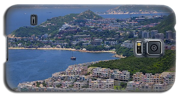 Galaxy S5 Case featuring the photograph Stanley Bay  by Sarah Mullin