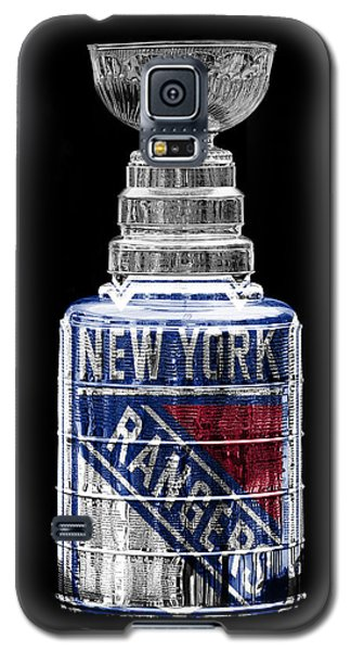 Stanley Cup 4 Galaxy S5 Case by Andrew Fare