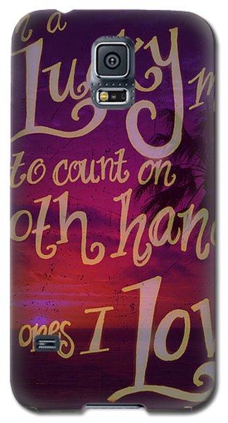 Stan's Beach 2 Galaxy S5 Case by Liz Martinez