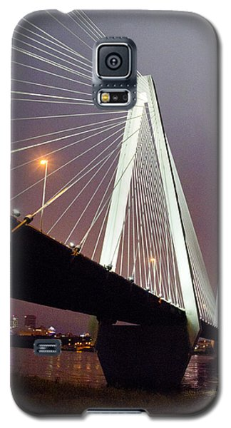 Stan's Span Over The Mississippi River - St Louis Galaxy S5 Case by Garry McMichael