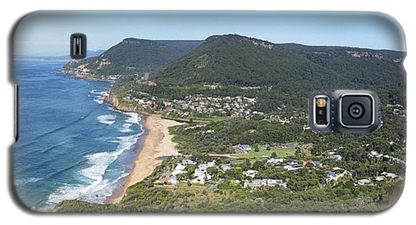Stanwell Park Panorama Galaxy S5 Case