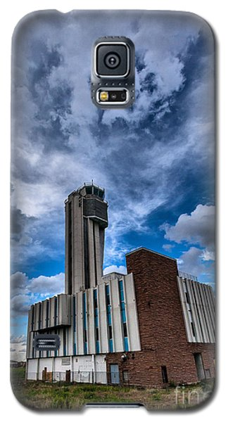 Stapleton International Airport Galaxy S5 Case by Steven Reed