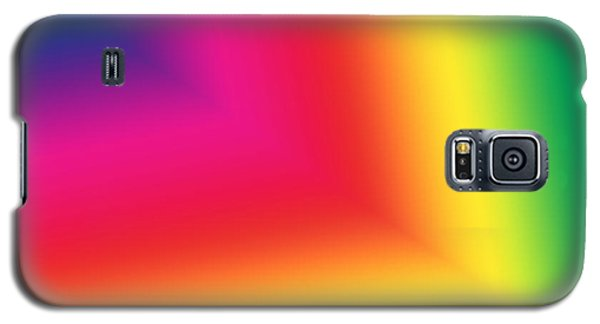 Galaxy S5 Case featuring the digital art Star Beam  by Karen Nicholson