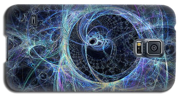 Star Density Galaxy S5 Case