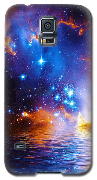 Stars As Diamonds Galaxy S5 Case