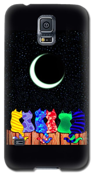 Star Gazers Galaxy S5 Case