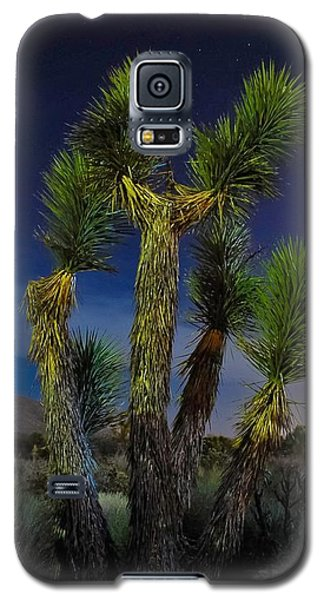 Galaxy S5 Case featuring the photograph Star Gazing by Angela J Wright
