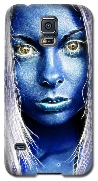 Star Girl Galaxy S5 Case