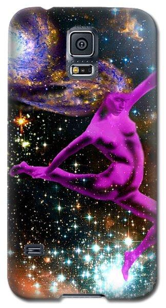 Star Goddess Galaxy S5 Case