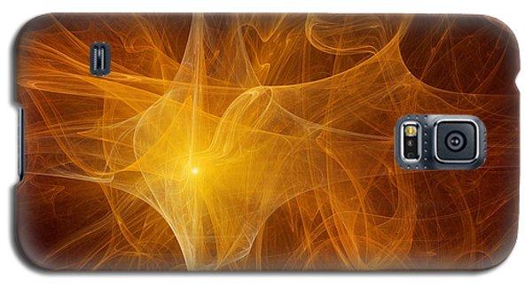 Star Is Born Galaxy S5 Case by Vitaliy Gladkiy
