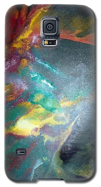 Star Nebula Galaxy S5 Case