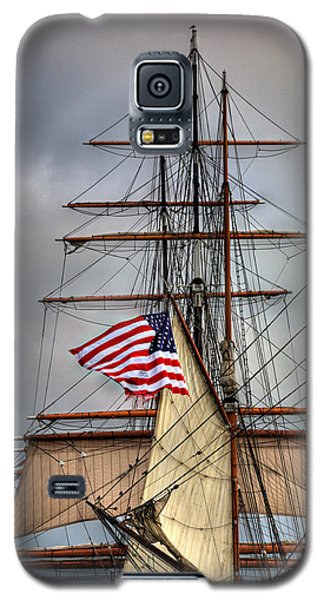Star Of India Stars And Stripes Galaxy S5 Case