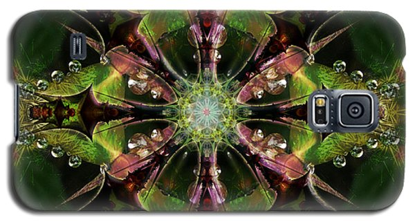 Galaxy S5 Case featuring the digital art Star Of Piloqutinnguaq  by Rhonda Strickland