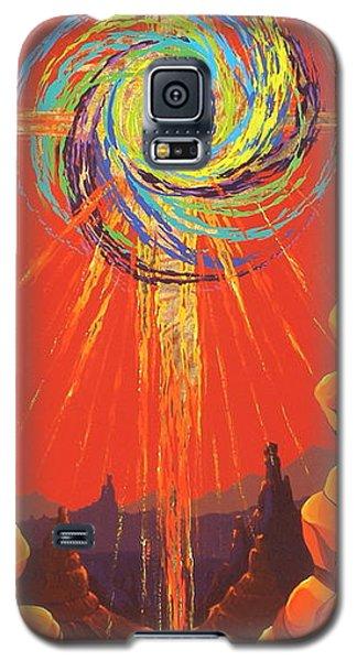 Star Of Splendor Galaxy S5 Case