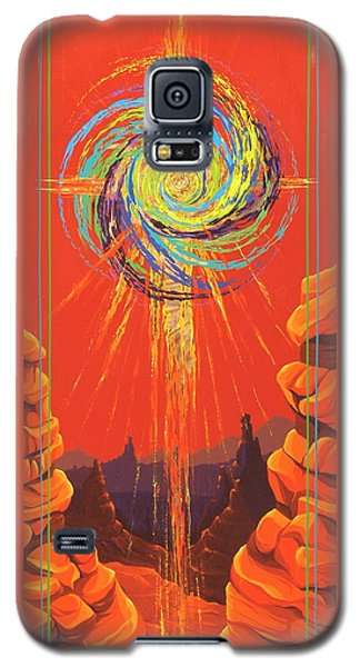 Star Of Splendor Galaxy S5 Case
