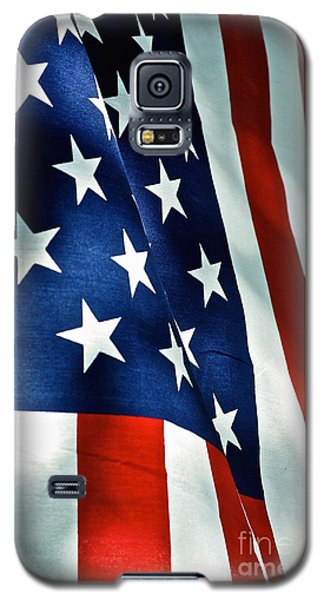 Star-spangled Banner Galaxy S5 Case