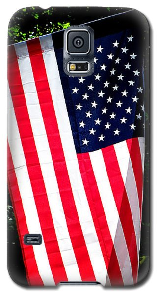 Star Spangled Banner Galaxy S5 Case