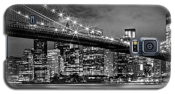 Star Spangled Skyline 2 Galaxy S5 Case by Az Jackson
