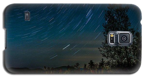Star Trails Car Trails Galaxy S5 Case