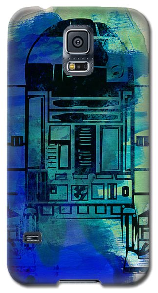 Star Wars Galaxy S5 Case - Star Warriors Watercolor 4 by Naxart Studio