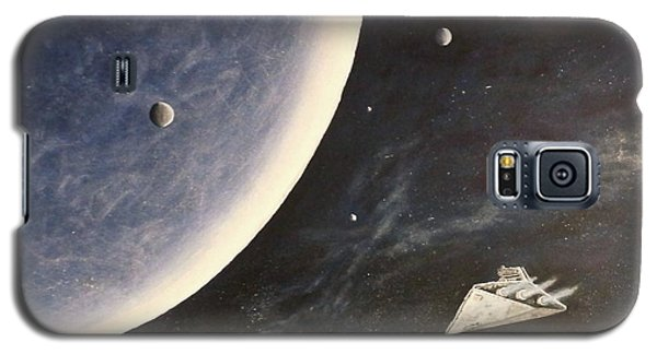 Star Wars Mural Galaxy S5 Case