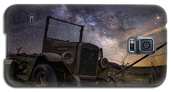 Stardust And  Rust Galaxy S5 Case